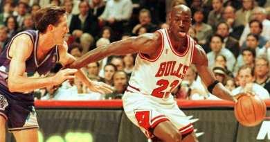 NBA Finals 1997 : Michael Jordan au bord du triple-double au match 2 face aux Jazz