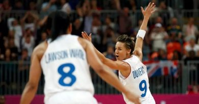 """JO 2012 : Céline Dumerc en mode """"clutch"""" face aux Britanniques : un game-winner en prolongation"""