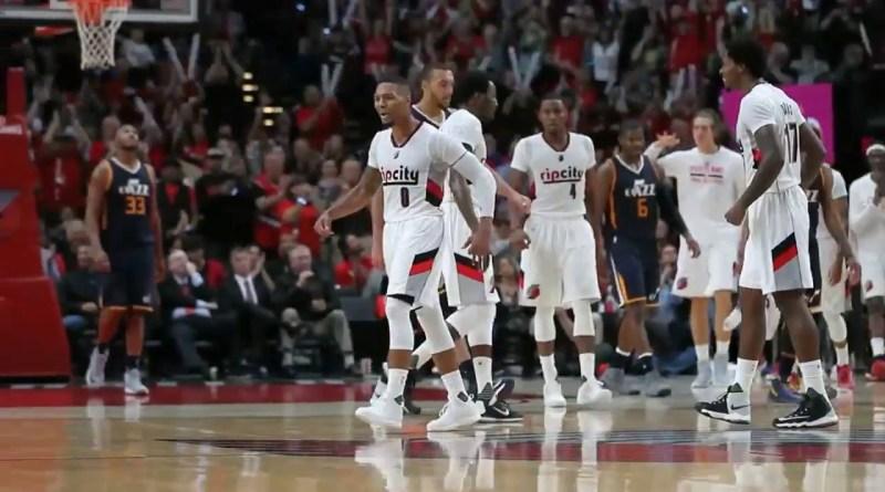 Opening Night 2016 : l'efficacité de Damian Lillard, 39 points à 13/20 aux tirs face au Utah Jazz