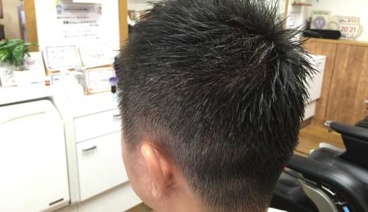 ベリーショートのメンズスタイル【13件】