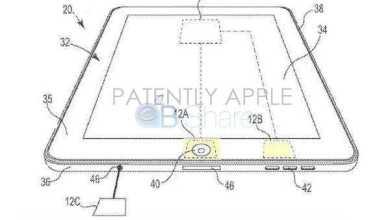 Photo of האם חיישן ה-Touch ID יגיע לאייפד בקרוב? אפל רושמת פטנט חדש!