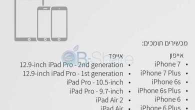 Photo of מדריך: ביצוע שלבים להכנת המכשיר להתקנת iOS 11