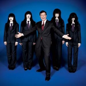Stephen Colbert Black Belles