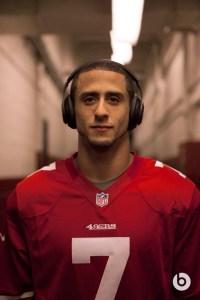 Colin Kaepernick Beats Headphones