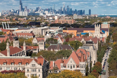 University of Chicago site