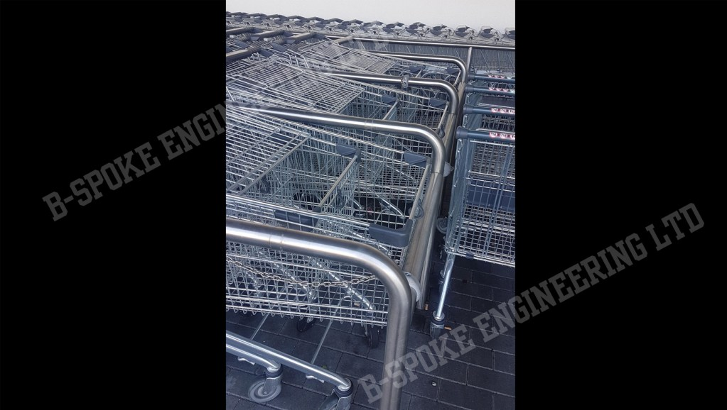 Trolley guards