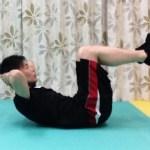 ウエスト,腹筋,引き締め,トレーニング
