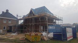 bouw woning