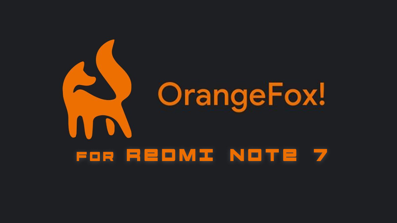 orangefox recovery for lavender