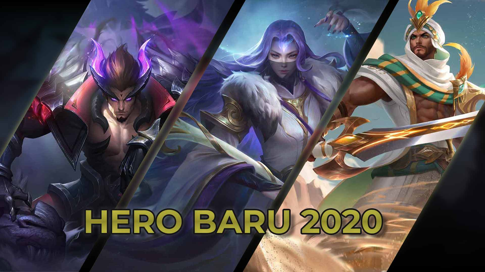Hero baru ML 2020