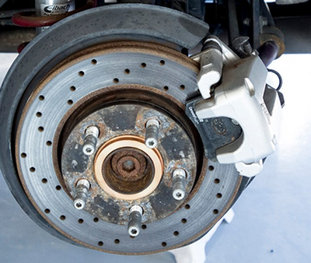 How To Install Brake Rotors