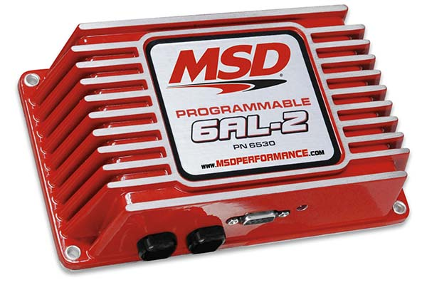 Msd 6al 2 Programmable Ignition Box