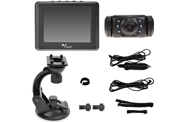 Yada Dash Monitor Wireless Backup Camera System BT53872 M-2