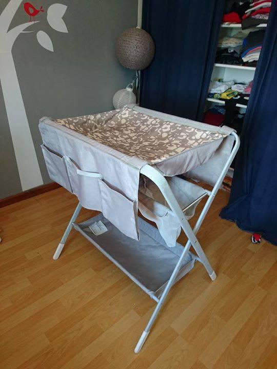 Table à Langer Pliable Ikea