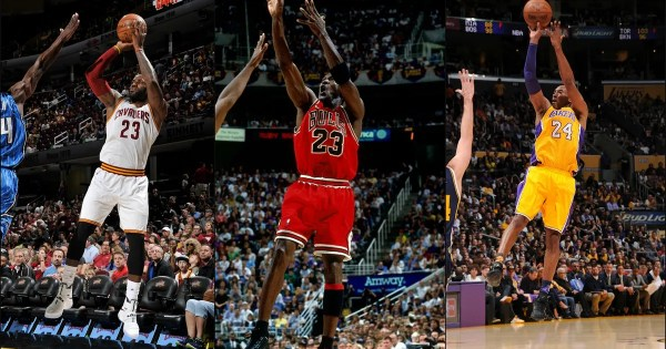 Ranking the 25 greatest players in NBA history | FOX Sports