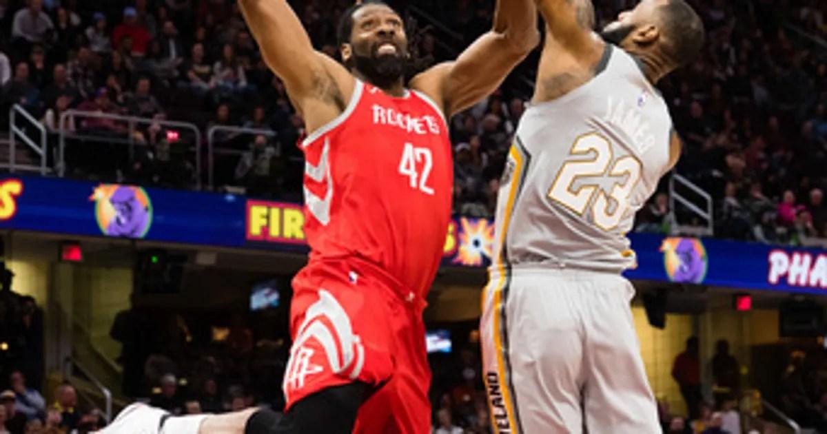 Rockets Blast LeBron Disconnected Cavs 120 88 FOX Sports