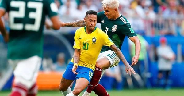 90 in 90: Brazil vs. Mexico   2018 FIFA World Cup ...