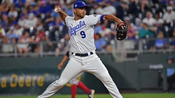 Image result for drew butera pitching