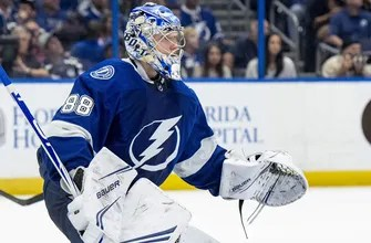 best service 69a9d 0b282 The Big Cat is back: Lightning G Andrei Vasilevskiy ...