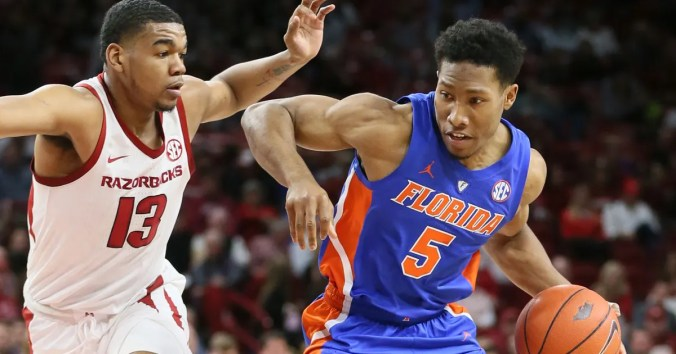 Image result for Arkansas Razorbacks vs Florida Gators Live NCAA Men's College Basketball