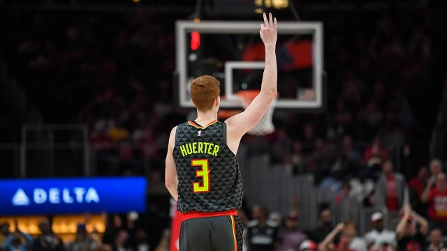 Rookie Kevin Huerter leads Hawks past Pelicans | FOX Sports