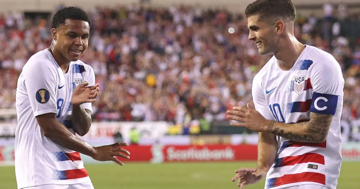 Weston McKennie on USMNT World Cup Qualifying: 'We have to adapt' (VIDEO) thumbnail