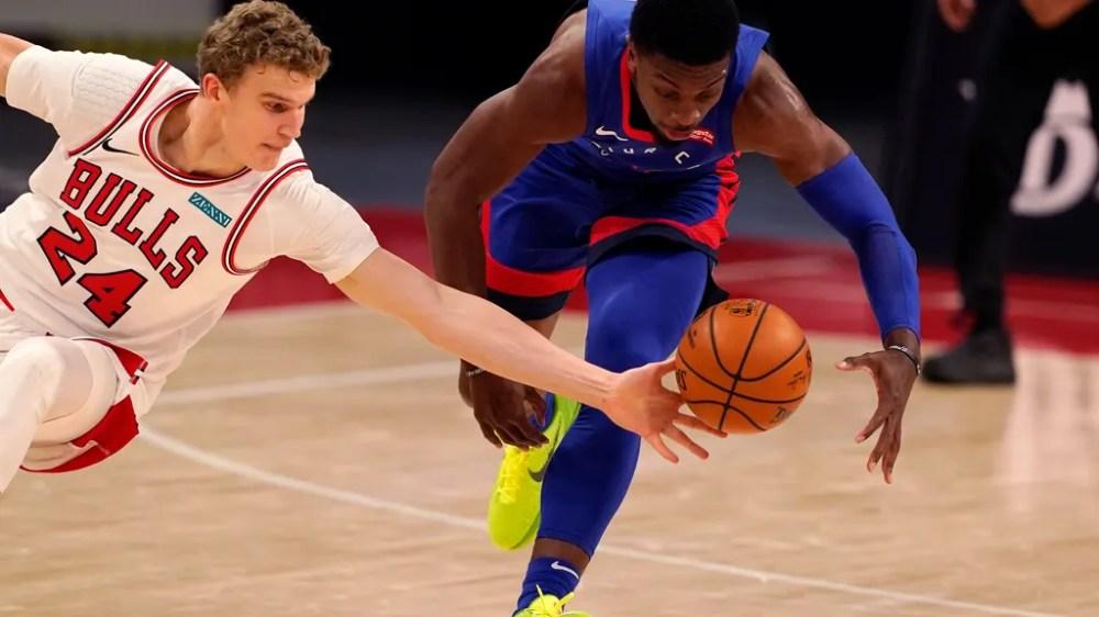 Pistons fall to Bulls 100-86 | FOX Sports