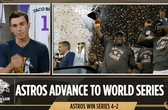 'This guy is a winner' – Ben Verlander reacts to Dusty Baker and the Astros clinching game 6 of the ALCS | Flippin' Bats