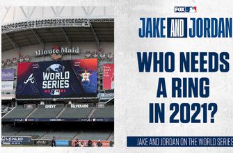 Jake & Jordan decide who needs a World Series Ring: Dusty Baker, Freddie Freeman, Zack Greinke & more