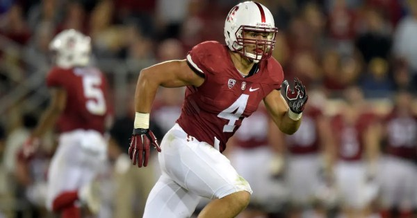 Packers select Stanford LB Blake Martinez in fourth round ...