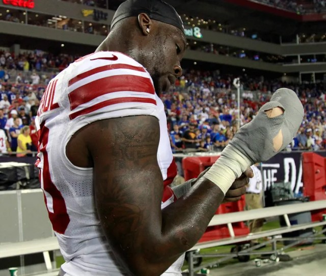 Watch Jason Pierre Paul Explains What Exactly Happened On July 4 Fox Sports