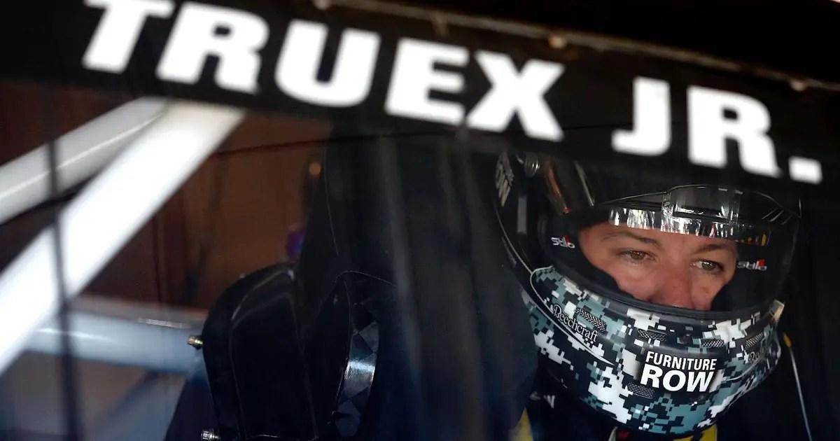 What Word Best Describes Truex Furniture Row Racing Turnaround FOX Sports