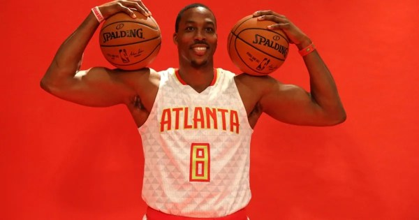 Dwight Howard pranked his mother by telling her he signed ...