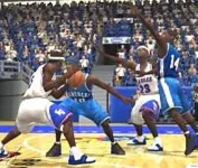 Multimedia Ncaa March Madness 2004 Platforms Playstation 2 Also On Xbox Number Of Players 1 4 S Esrb Rating Everyone Developer Ea Sports