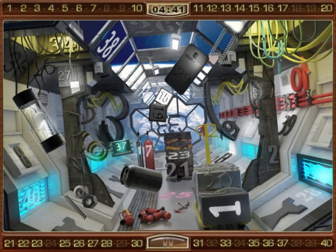 Game Mysteriez  Hidden Numbers  Download game Mysteriez  Hidden         the second screenshot of the game Mysteriez  Hidden Numbers