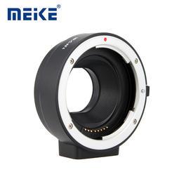 相機專家 Meike 美科 MK-C-AF4 自動對焦 轉接環 Canon EF EF-S 轉 EOS M 公司貨 - 露天拍賣