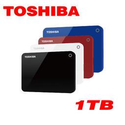 TOSHIBA V9 1TB 先進碟 Canvio Advance USB3.0 2.5吋 行動硬碟 - 露天拍賣