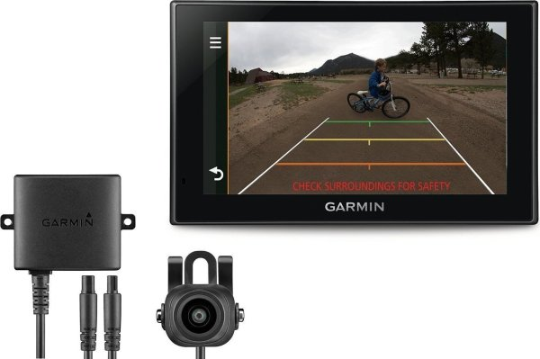 Garmin Camper 660LMT-D + BC 30 Wireless Backup Camera ...