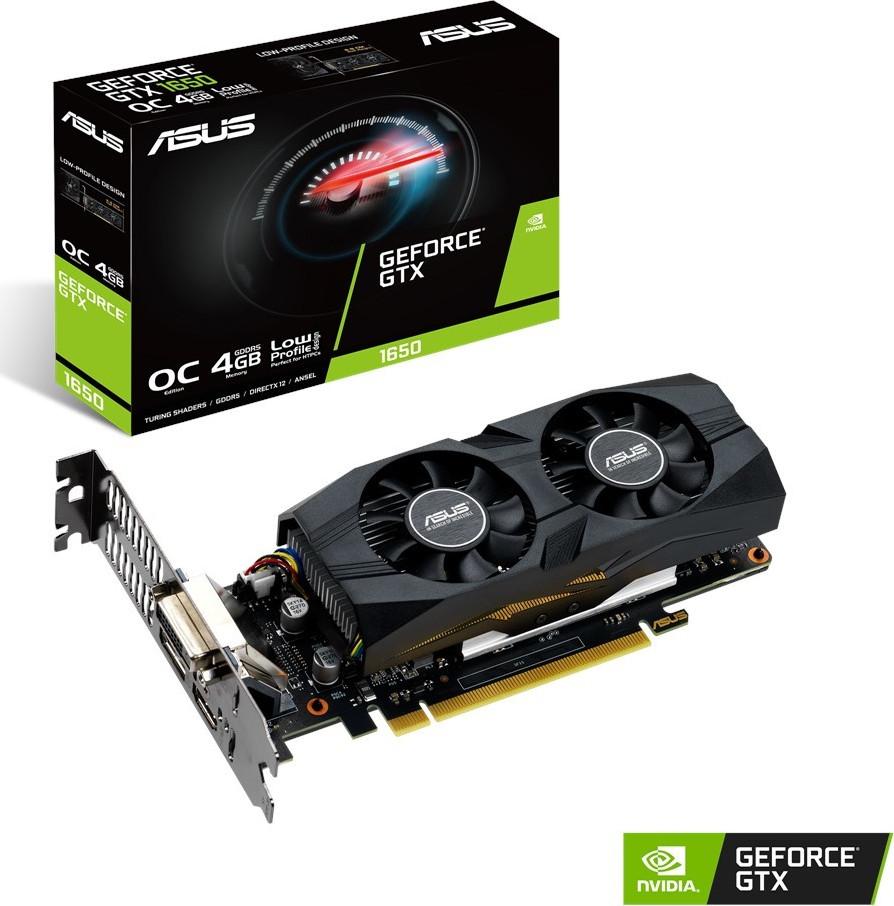 Asus GeForce GTX 1650 4GB OC