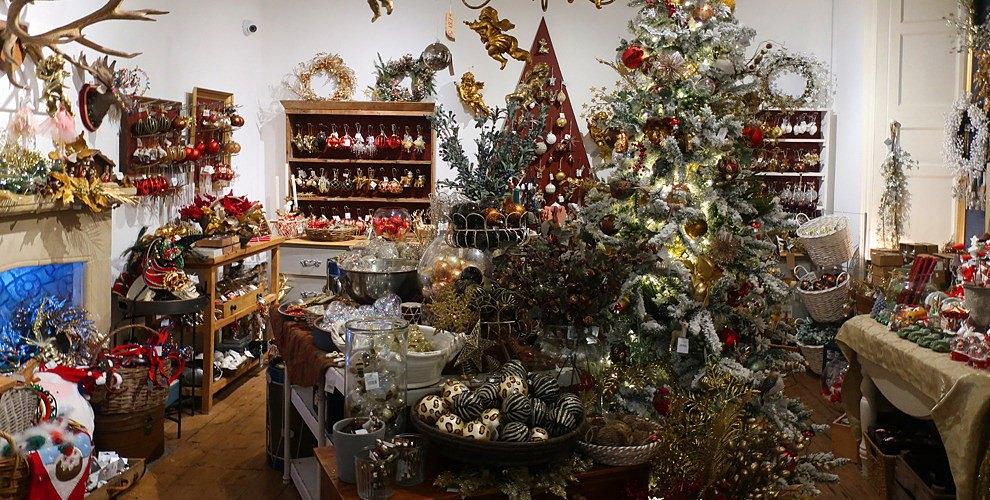 Christmas Room Kilver Court