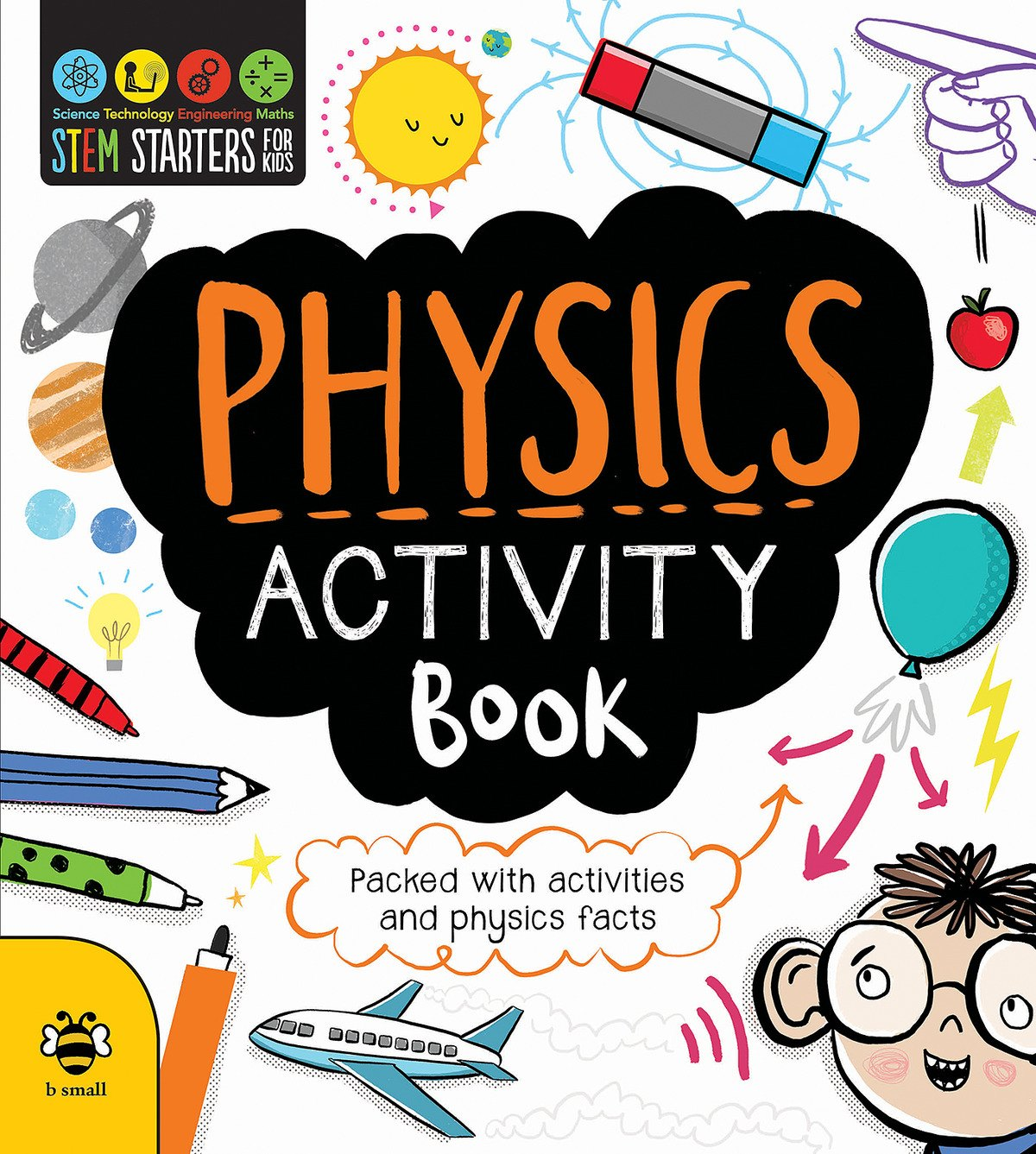 Physics Activity Book Stem