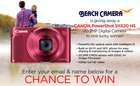Win a Canon Powershot SX620 Hs from Beach Camera! {US} (6/30/2017)