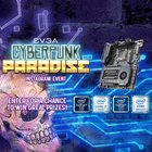Win Prizes from EVGA in the Cyberpunk Paradise Giveaway - includes Motherboards, Coolers, Case and More {WW} (06/27/2018)