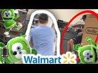 BLASTING the Gummy Bear Song on the Walmart Intercom - Public Intercom Prank