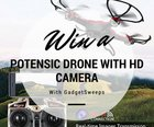 Win A Potensic Drone with HD Camera {WW} (7/2/17)