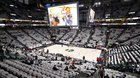 Teens sneak into an NBA arena dressed as ICE DELIVERY MEN