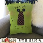 Win a Frankenstein pillow! (09/24) {US}