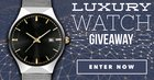 The Carbon Sharp Luxury Watch Giveaway {??} (2/28/2018)