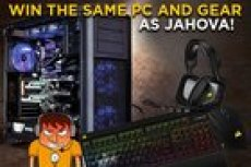 Jahova PC Giveaway