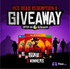3x Red Dead Redemption 2 Giveaway (12/08/2018) {??}